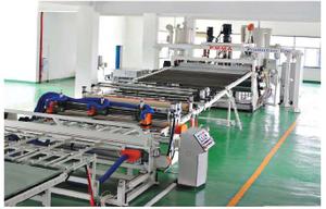 GPPS板材生產線