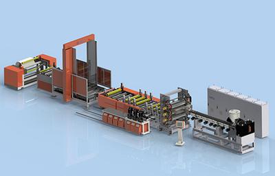石头纸生产设备