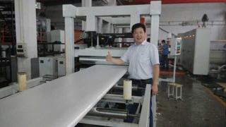 XPS二氧化碳保温板设备